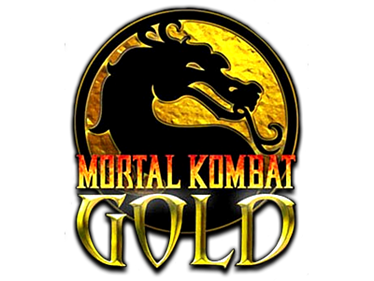 Mortal Kombat Gold - Clear Logo