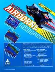 Hard Drivin's Airborne