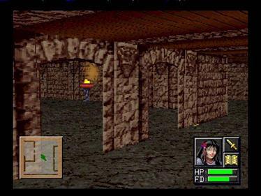 Advanced Dungeons & Dragons: Slayer - Screenshot - Gameplay