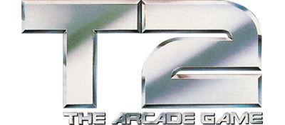 T2: The Arcade Game - Clear Logo