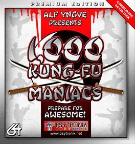 1,000 Kung-Fu Maniacs