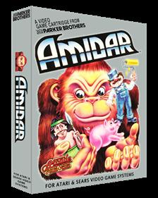 Amidar - Box - 3D