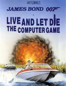 James Bond 007: Live and Let Die: The Computer Game