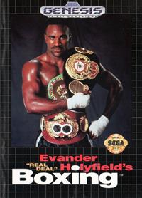 """Evander Holyfield's """"Real Deal"""" Boxing"""