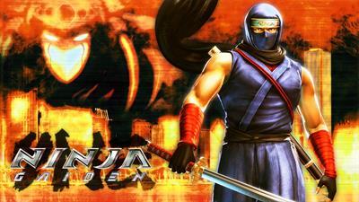 Ninja Gaiden - Fanart - Background