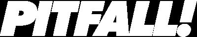 Pitfall! - Clear Logo