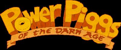 Power Piggs of the Dark Age - Clear Logo