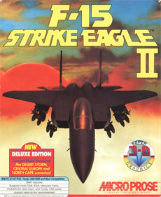 F-15 Strike Eagle II (Deluxe Edition)