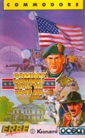Combat School - Box - Front