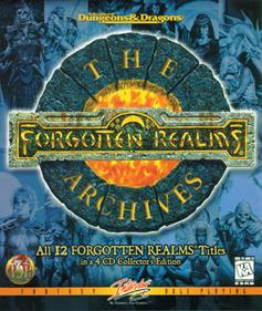 Advanced Dungeons & Dragons: The Forgotten Realms Archives