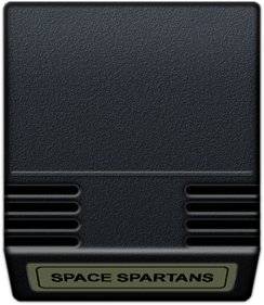Space Spartans - Cart - Front