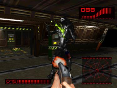 Alien Trilogy - Screenshot - Gameplay