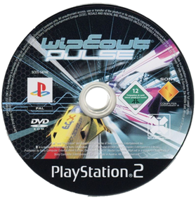 Wipeout Pulse - Disc