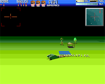 Air Supremacy - Screenshot - Gameplay