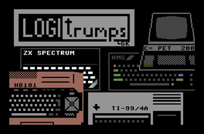 LogiTrumps VS - Screenshot - Game Title