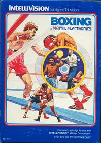 Boxing - Box - Front