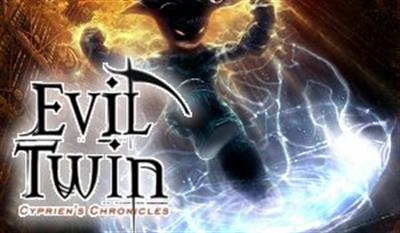 Evil Twin: Cyprien's Chronicles - Banner