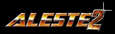 Aleste 2 - Clear Logo
