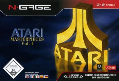 Atari Masterpieces Vol. I