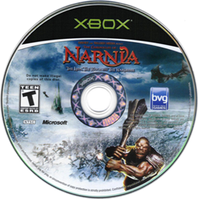 The Chronicles of Narnia: The Lion, the Witch and the Wardrobe - Disc