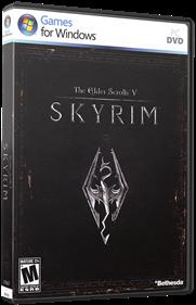 The Elder Scrolls V: Skyrim - Box - 3D