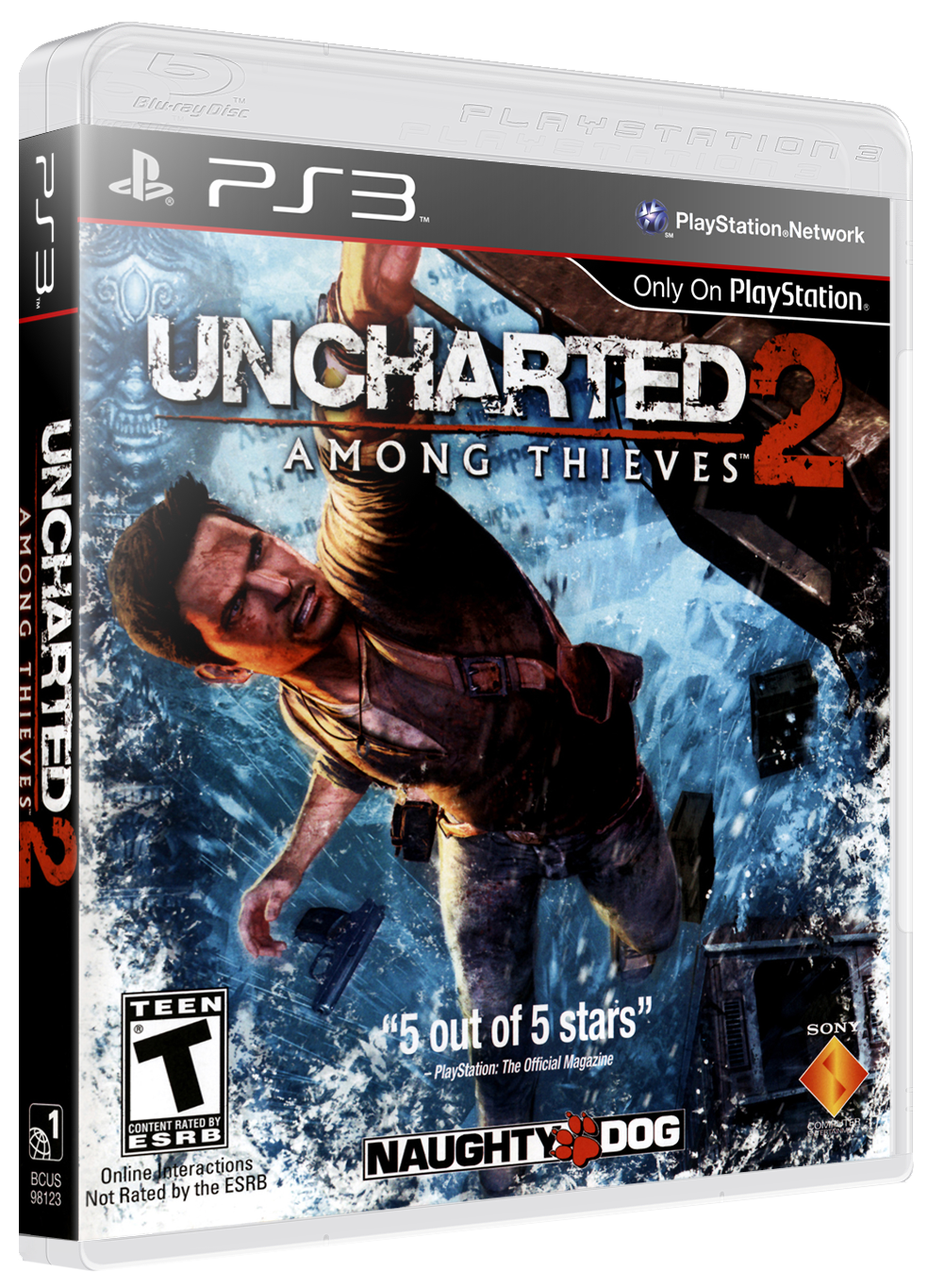 Uncharted 2 Among Thieves Details Launchbox Games Database