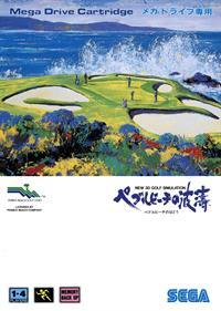 Pebble Beach Golf Links - Box - Front