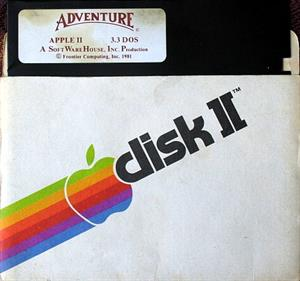 Apple Adventure! - Disc