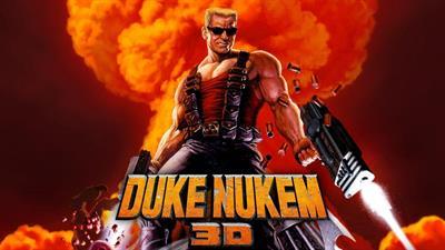 Duke Nukem 3D - Fanart - Background