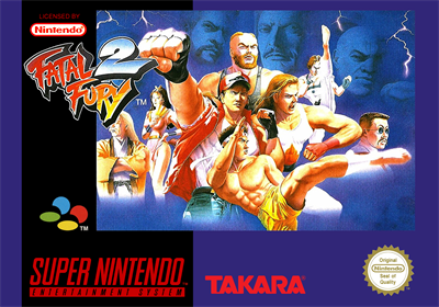 Fatal Fury 2 - Box - Front