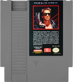 The Terminator - Cart - Front