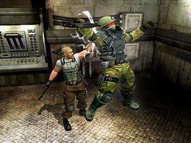 Psi-Ops: The Mindgate Conspiracy - Screenshot - Gameplay