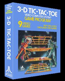 3-D Tic-Tac-Toe - Box - 3D