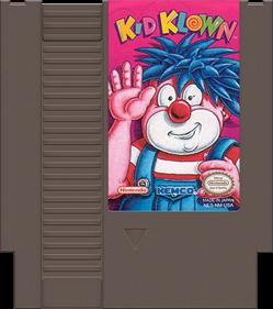 Kid Klown in Night Mayor World - Cart - Front