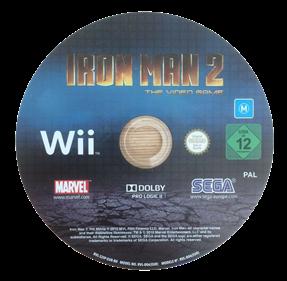 Iron Man 2 - Disc