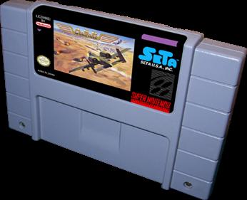 A.S.P.: Air Strike Patrol - Cart - 3D