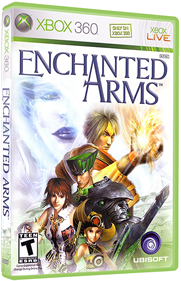 Enchanted Arms - Box - 3D