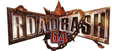 Road Rash 64 - Clear Logo