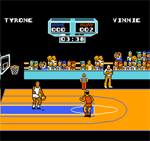 Arch Rivals: A Basketbrawl! - Screenshot - Gameplay