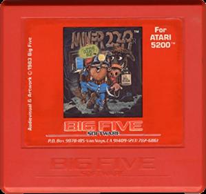 Miner 2049er - Cart - Front