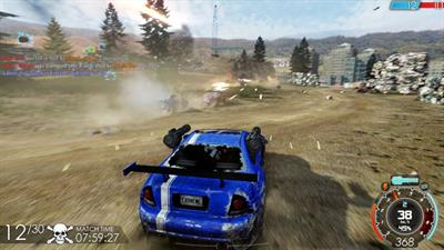 Gas Guzzlers Extreme - Screenshot - Gameplay