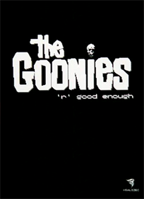 The Goonies 'R' Good Enough