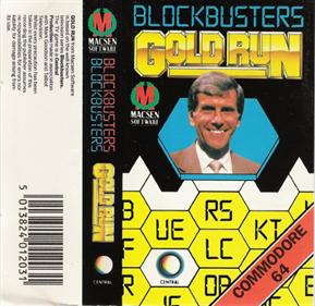 Blockbusters: Gold Run
