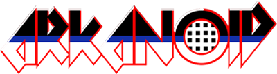Arkanoid - Clear Logo