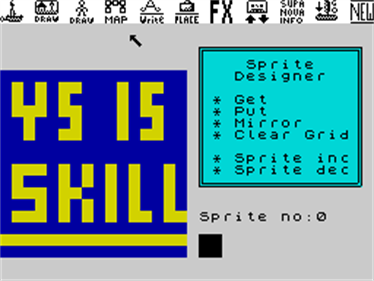 2D Game Maker - Screenshot - Gameplay
