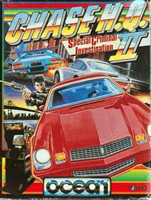 Chase H.Q. II: Special Criminal Investigations