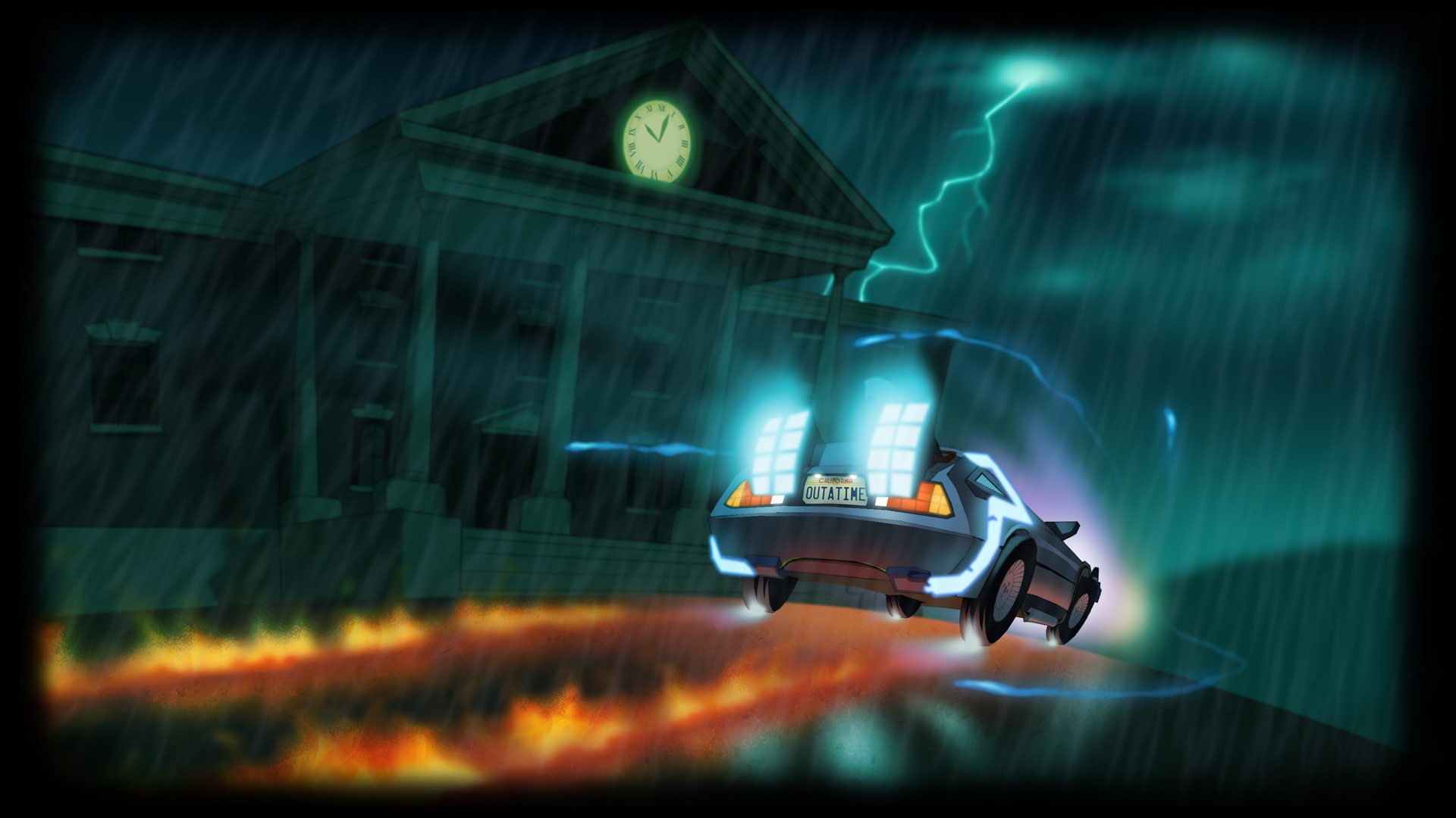 Back To The Future Part Ii Amp Iii Details Launchbox Games