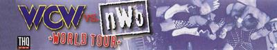 WCW Vs. nWo: World Tour - Banner
