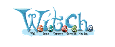 W.I.T.C.H. - Clear Logo