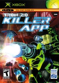 Tron 2.0: Killer App - Box - Front